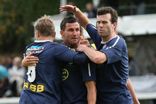 Auckland City were named Oceania team of the decade. Photo / Greg Bowker