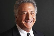Dustin Hoffman helped save a jogger in a London Park. Photo / AP