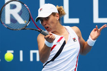 Marina Erakovic has played well on clay, which could help her in Paris.Photo / Getty Images
