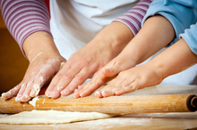 A lifelong affair with food may be shaped by Mum's early influence in the kitchen. Photo / Thinkstock