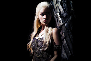 Daenerys, one of the many characters in Game of Thrones. Photo / Supplied