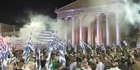 Watch: Greece hit by a political earthquake