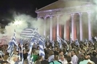 Greek voters firmly rejected the austerity policies of the ruling coalition in the general election. Both New Democracy and Pasok saw their share of the vote shrink by more than half. The far left and far right both made large gains and fesh elections loom unless consensus can be found this week.