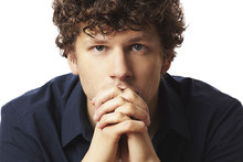 Jesse Eisenberg is set to star in Now You See Me, a film about magicians robbing banks. Photo / Supplied