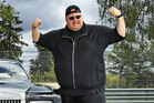 Kim Dotcom will star in a new documentary on the Megaupload owner. Photo / Supplied
