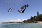 Marc Jacobs is the number three ranked freestyle kiteboarder in the world. Photo / Supplied