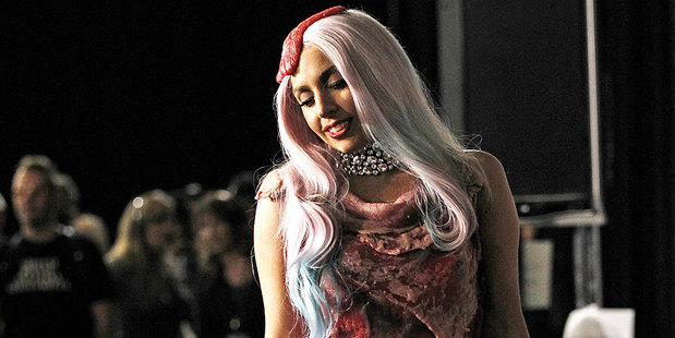 Lady Gaga is being targeted by members of a hardline Islamic group over plans for the pop star to perform in Jakarta. Photo / AP