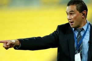 Blues coach Pat Lam. Photo / Getty Images