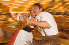 Two centuries on, Oktoberfest, or Weisn as the Germans call it, is still about three things - beer, food and more beer. Photo / Thinkstock