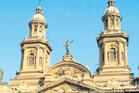 Chile's capital city has many elegant and imposing municipal buildings. Photo / Pamela Wade