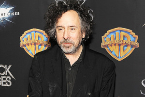 Tim Burton says a Beetlejuice sequel is in the works. Photo / AP