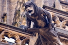 Finding tourists hard to stomach? A gargoyle at Prague's St Vitus Cathedral. Photo / Thinkstock