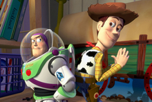 A new attraction at Disneyland Hong Kong is based on the 'Toy Story' movies. Photo / Supplied