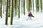 Ski on top-quality snow in the fields of Park City, Utah. Photo / Supplied