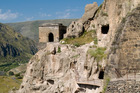 The cave city of Vardzia in southern Georgia. Photo / Thinkstock
