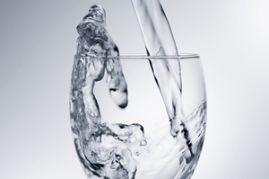 The general rule of thumb is that for every glass of wine you drink, you should follow it with at least one glass of water. Photo / Thinkstock