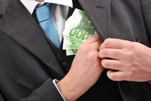 Corruption in the United States is mainly a political problem. Photo / Thinkstock