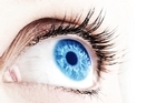 Flexible electronics in the 'Functional Contact Lens' will relay biological information to the user. Photo / Thinkstock