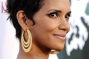 Halle Berry is engaged, according to reports. Photo / AP