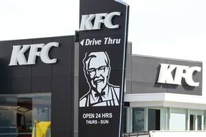 KFC. Photo / Doug Sherring