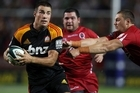 Richard Kahui will take a leading role at the Chiefs in what is a changing of the guard. Photo / Getty Images