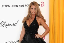 The journalist compared MP Louise Mensch to surgically enhanced models such as Katie Price (pictured). Photo / AP