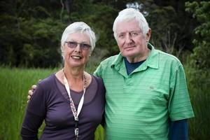 Margaret and Gordon Penny. Photo / Natalie Slade