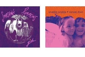 Smashing Pumpkins - Gish & Siamese Dream. Photo / Supplied