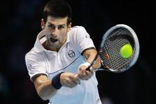 Novak Djokovicl. Photo / AP