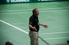 Tournament Director Richard Palmer. Photo / Dean Purcell