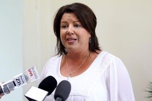 National's Paula Bennett regained her Waitakere seat on a recount. Photo / Sarah Ivey