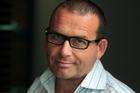 TV personality Paul Henry. Photo / Doug Sherring