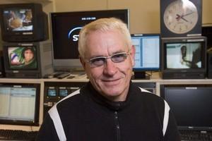 Jim Blackman, chief executive of Stratos TV. Photo / NZ Herald