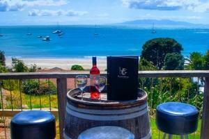Sand Bar is a favourite on Waiheke Island. Photo / Supplied