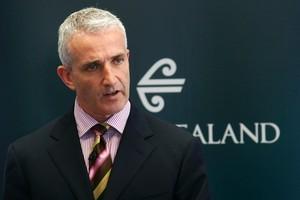 Air New Zealand CEO Rob Fyfe. Photo / NZPA