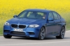 BMW says it M5 is for drivers who want performance with all the trimmings. Photo / Supplied
