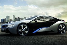 BMW i8. Photo / Supplied