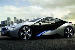 BMW i8. Photo / Supplied
