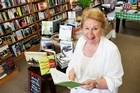 The popularity of Doris Mousdale's Newmarket store, Arcadia bookshop, has made her wonder why she didn't open it sooner. Photo / Chris Loufte