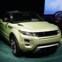 Land Rover Range Rover Evoque. Photo / AP