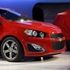 2013 Chevrolet Sonic RS. Photo / AP
