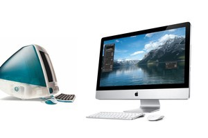 The iMac has come a long way since saving Apple's corporate skin. Photo / Supplied
