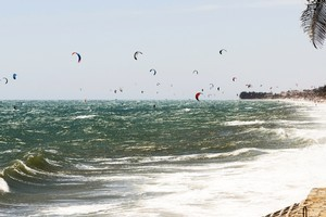 Mui Ne is fast becoming a hub for wind water sports. Photo / Thinkstock