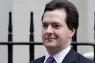 George Osborne. Photo / AP