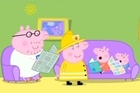 A scene from Peppa Pig. Photo / YouTube