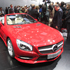 2013 Mercedes-Benz SL. Photo / AP