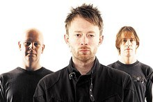 Radiohead are heading the Coachella 2012 music festival. Photo / Supplied