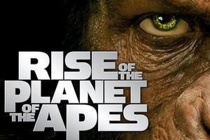 Rise of the Planet of the Apes is out now on DVD. Photo / Supplied