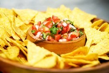 Try the pico de gallo and you'll never buy salsa again. Photo / Jason Dorday 