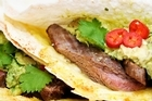 The skirt steak quesadillas will be popular. Photo / Jason Dorday